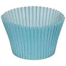 Cupcake Creations Jumbo Baking Cups (24 Pack), Turquoise