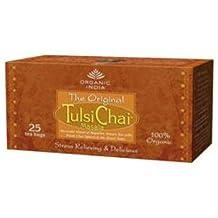 Organic India - Org Tulsi Chai | 25 Bag