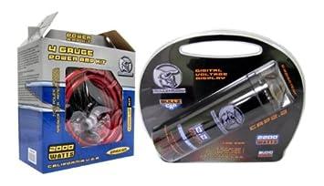 41uYtSeWDeL._SX355_ amazon com bullz audio epak4r 4 gauge amplifier amp wiring kit