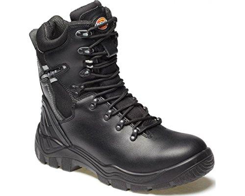 nbsp;Quebec taglia nero stivali Dickies nbsp;11 foderato FD23375 11 di nbsp;– sicurezza qtx7SxC