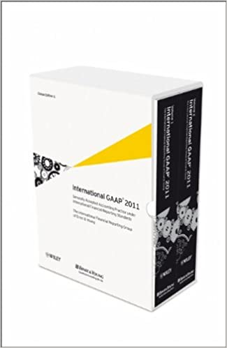 International GAAP 2011: Generally Accepted Accounting Practice