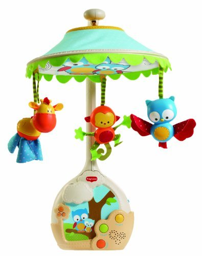 Price comparison product image Tiny Love Magical Night Musical Mobile New Born, Baby, Child, Kid, Infant