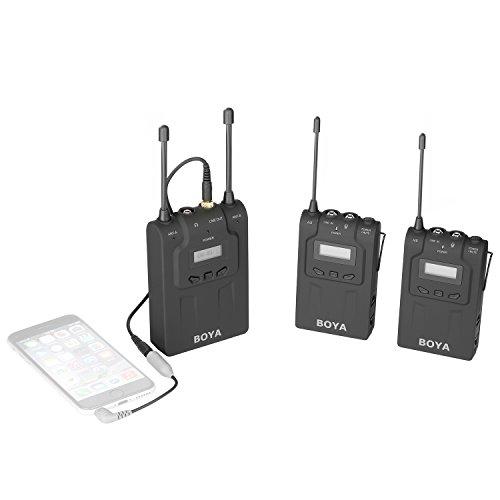 Dual Channel Uhf Wireless Lavalier - 9
