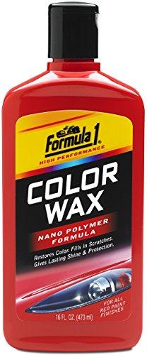 red auto wax - 1