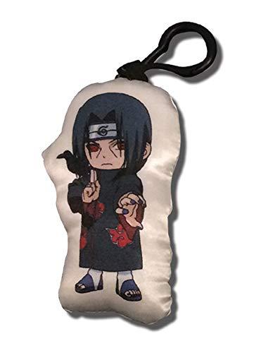 Great Eastern Entertainment Naruto Shippuden   Itachi Plush Keychain