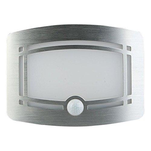Hallomall Luxury Aluminum Case Wireless Stick Anywhere Batte