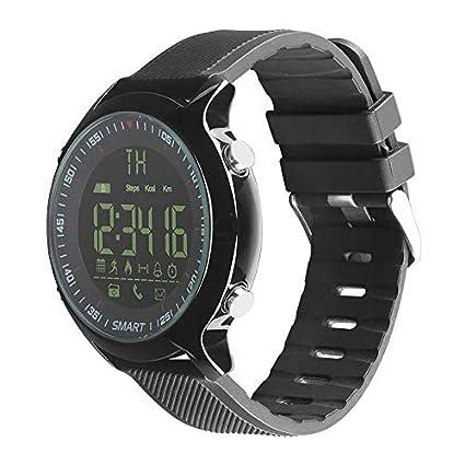Leotec LESW11K Smartwatch Negro