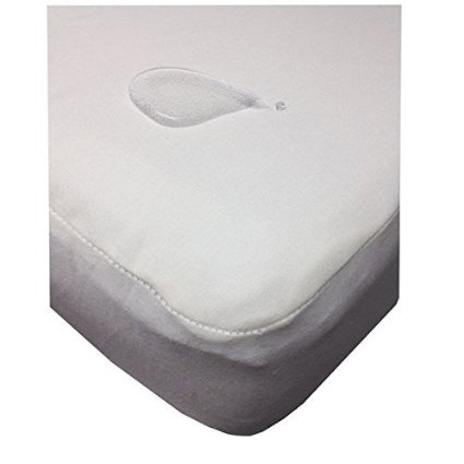 Dream Decor Organic Smooth Top Waterproof Mattress Pad by Dreamdecor