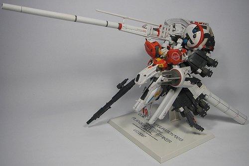 ディープストライカー GUNDAM FIX FIGURATION #0013「ガンダム・センチネル」