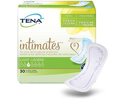 Tena/Serenity Active Ultra Thin, Regular Length