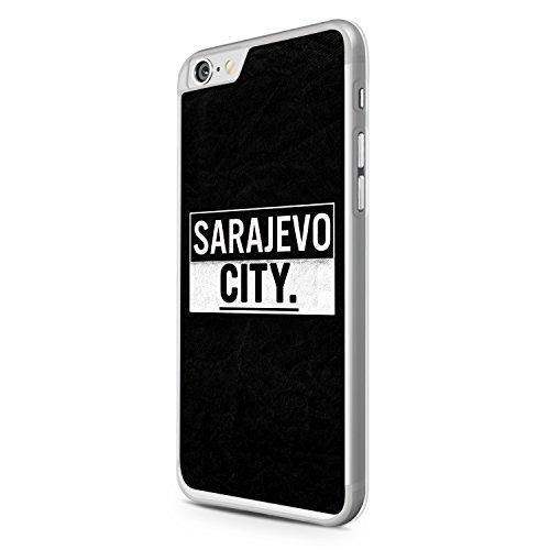 SARAJEVO City Apple iPhone 6 Hülle Cover Case Schale Bosnien Bosna Bosnia