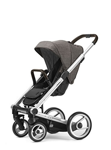 Mutsy Igo Farmer Edition Stroller, Silver Chassis by Mutsy