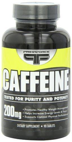 PrimaForce - Caffeine - 200mg (90 Tablets) ()