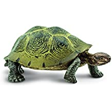Safari Ltd Wild Safari North American Wildlife – Desert Tortoise – Realistic Hand Painted Toy Figurine Model – Quality Construction From Safe and BPA Free Materials – For Ages 3 and Up