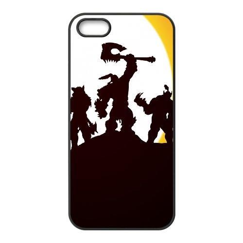 Delano King coque iPhone 4 4S cellulaire cas coque de téléphone cas téléphone cellulaire noir couvercle EEEXLKNBC24498