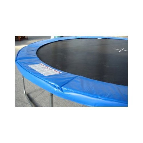 TRAMPOLINE DEPOT 14' BLUE VINYL TRAMPOLINE FRAME PAD (Padding Inch 1 Foam Walmart)