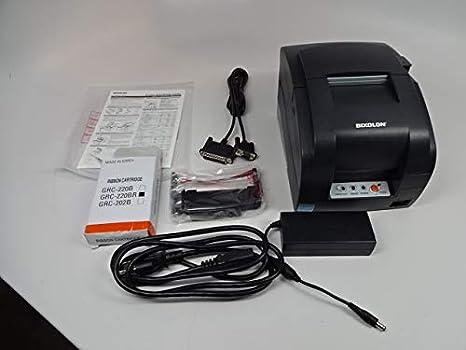 Amazon.com: Bixolon srp-275iiicoesg Series srp-275iii Impact ...