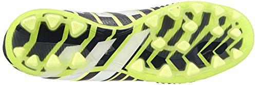 adidas Predator Instinct Ag - Zapatillas de fútbol Hombre Multicolor (light flash yellow s15/ftwr white/dark grey)
