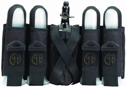 Tippmann Sport Series 4+1 Harness, Black