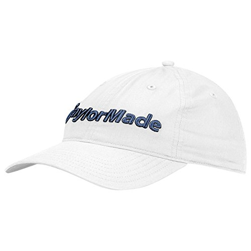 (TaylorMade Golf- 2017 Lifestyle Tradition Lite Hat, White)