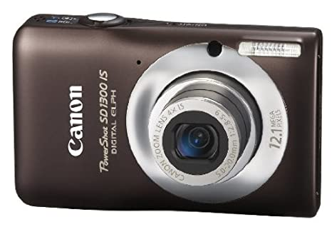 Review Canon PowerShot SD1300IS 12