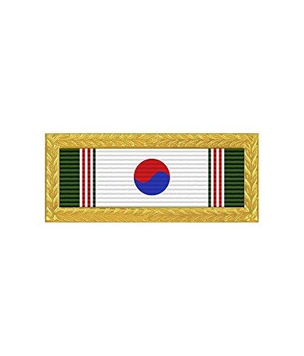 (Meritorious Ribbon Commendation Unit)