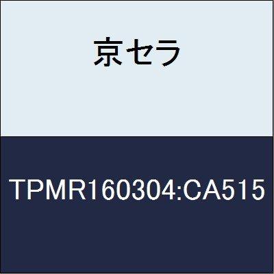 京セラ 切削工具 チップ TPMR160304:CA515 B079XWLS6J