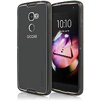 Incipio Octane Pure Case for Alcatel IDOL 4S Smartphone - Clear / Black