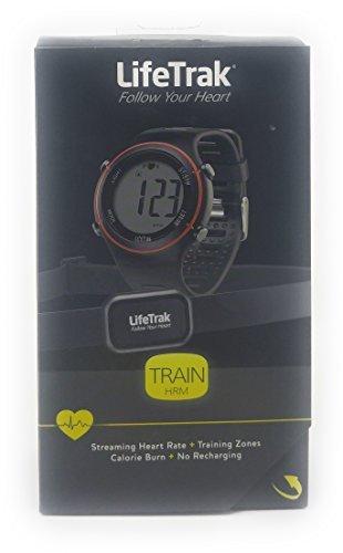 Brand New LifeTrak Train HRM Heart Rate + Fitness WristBand