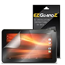 """(3-Pack) EZGuardZ Screen Protector for Hipstreet Pulse 9DTB39 9"""" Tablet (Ultra Clear)"""
