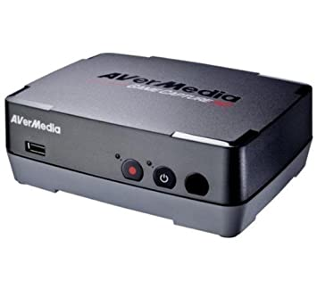 AVERMEDIA Capturadora de vídeo Game Capture HD C281: Amazon ...