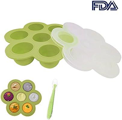 fanme silicona huevo Bites moldes para Instant Pot Accesorios y ...