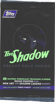 (Shadow, The (Deluxe Gold Movie) Shiwan Khan #3 Single Trading Card)