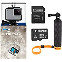GoPro Hero7 White Bundle with Float Handle and Polaroid...