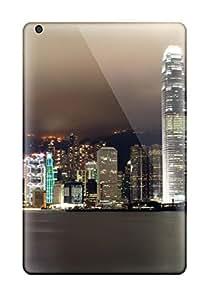 Jose Cruz Newton's Shop 7492552J25600620 Premium Protective Hard Case For Ipad Mini 2- Nice Design - Hong Kong City Ocean Wide
