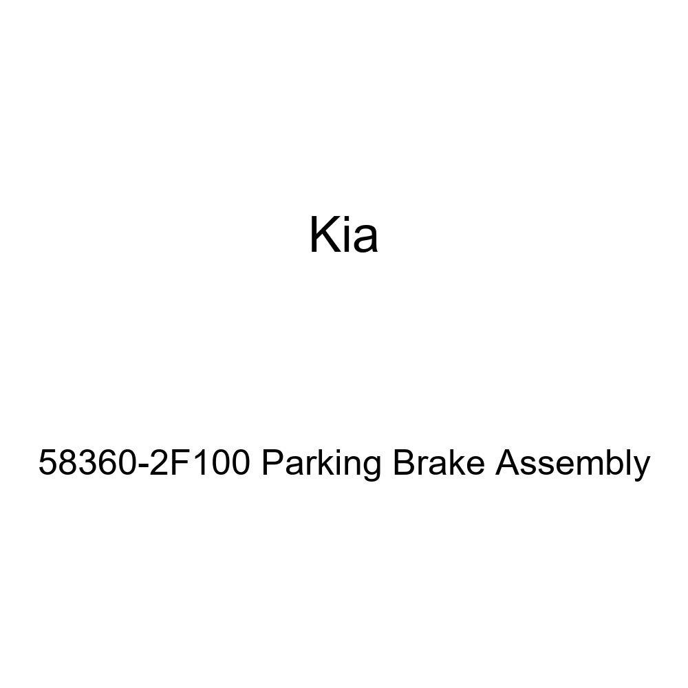 Kia 58360-2F100 Parking Brake Assembly