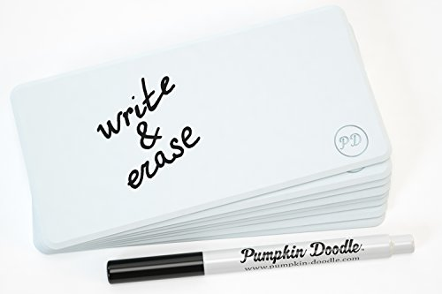 Pumpkin Doodle Write Sticky Labels product image