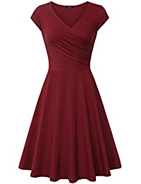 Amazon.com: Red - Dresses / Juniors: Clothing, Shoes & Jewelry
