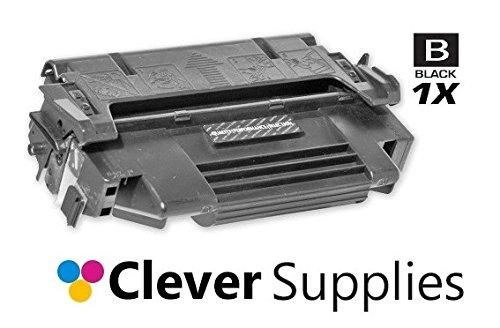 CS Compatible Toner Cartridge Replacement for HP 98X 92298X Black HP Laserjet 4 4PLUS 4M 4M Plus 5 5SE 5M 5N
