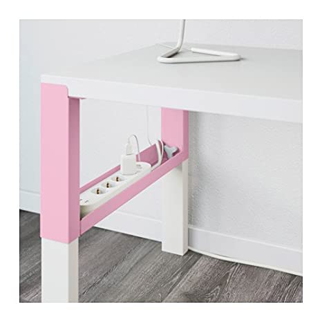 Ikea Desk White Kids' Furniture & Room Décor Pink