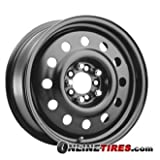 Pacer 83B FWD BLACK MOD Black Wheel (15x6''/5x4.33'', 41mm Offset)