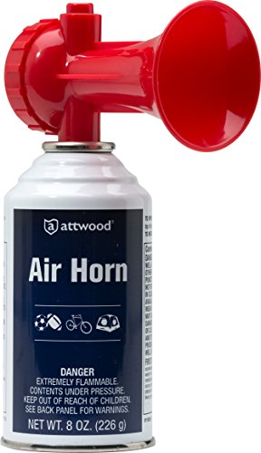 attwood Corporation Air Horn 8oz by attwood