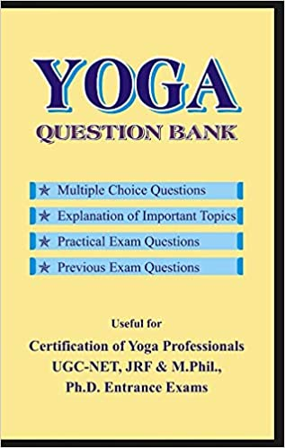 Amazon In Buy Yoga Question Bank Certification Of Yoga Professionals Qci Level 1 Level 2 Book Online At Low Prices In India Yoga Question Bank Certification Of Yoga Professionals Qci Level 1 Level 2 Reviews