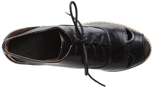 Black Women's Oxford Toe Open Rema Fiel HqXaOwwA