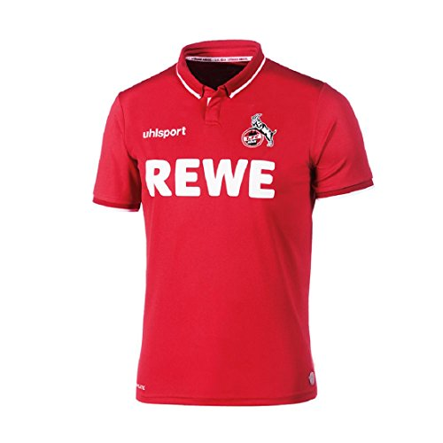Maillot Rouge Köln Uhlsport Fc 19 1 Away 18 wpUxqgA