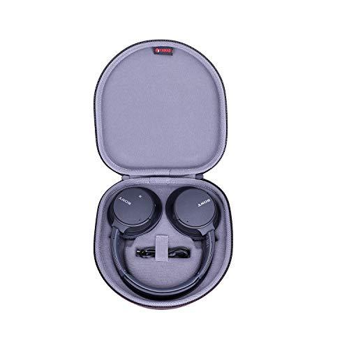 مورد سخت XANAD برای هدفون Sony WH-CH700N یا Sony XB950B1 - کیف محافظ حمل و نقل مسافر