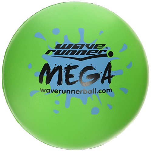 water-runner-mega-ball-green