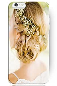 SPRAWL Love Melody Design Hard Plastic Case Cover for Iphone 6 (4.7'') -- Beautiful Hair Cut