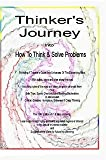 Thinker's Journey into How to Think & Solve Problems, Hod Doering, 1411642333