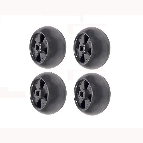 (10724 Deck Wheels (4) Pack fits John Deere M111489 AM116299)